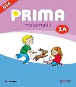 Prima matematik 1A Grundbok