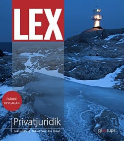 LEX Privatjuridik, fakta- och övningsbok