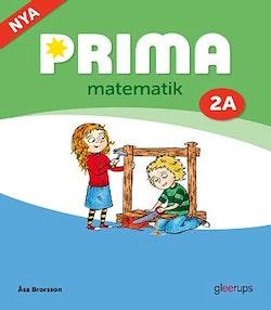 Prima matematik 2A grundbok
