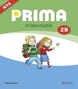 Prima matematik 2B Grundbok