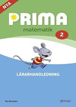 Prima matematik 2A Lärarhandledning