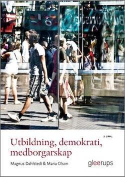 Utbildning, demokrati, medborgarskap, 2 uppl