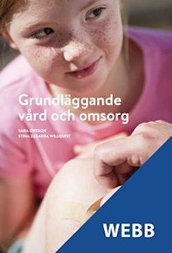 Grundläggande vård och omsorg, lärarwebb, individlicens 12 m