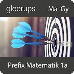 Prefix Matematik 1a, digital, elevlic 12 mån