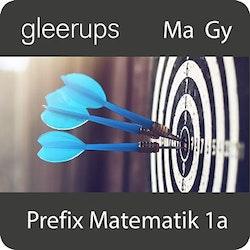 Prefix Matematik 1a, digital, lärarlic 12 mån
