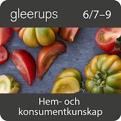 Gleerups hem- och konsumentkunskap 7–9, digital, lärarlicens