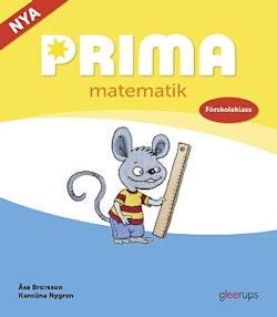 Prima matematik Förskoleklass elevbok