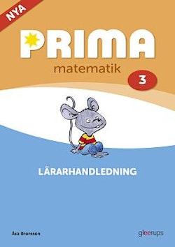 Prima matematik 3 Lärarhandledning