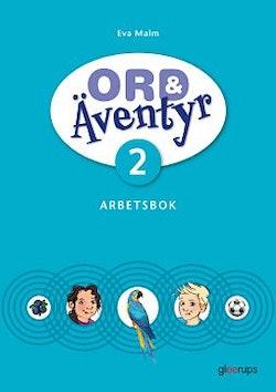 Ord & Äventyr 2, Arbetsbok