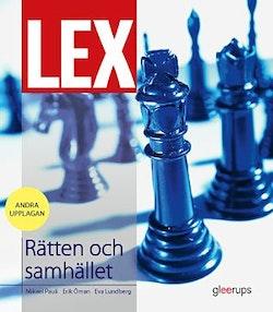 LEX Rätten och samhället, 2:a upplagan