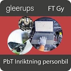 PbT Inriktning personbil, digital, elevlic, 12 mån