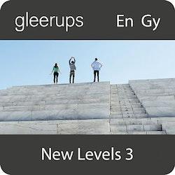 New Levels 3, digitalt läromedel, elevlic 12 mån