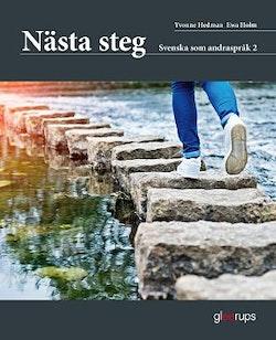Nästa steg, Svenska som andraspråk 2