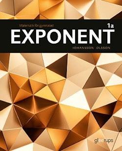 Exponent 1a, 2:a upplagan