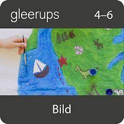 Gleerups bild 4-6, digital, elevlicens 12 mån
