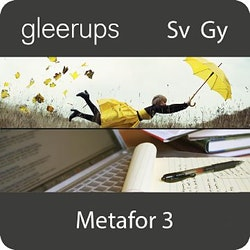 Metafor 3, digital elevlic, 6 mån