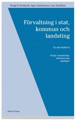 Förvaltning i stat, kommun och landsting : En introduktion