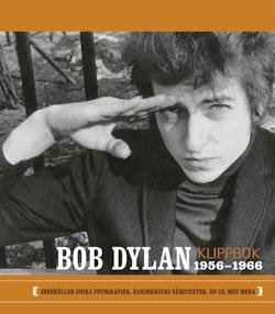 Bob Dylan klippbok : 1956-1966