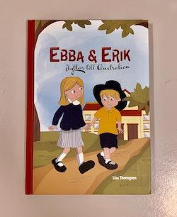 Ebba och Erik flyttar till Australien