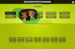 LäsDax 2 för interaktiv skrivtavla/projektor (skollicens) 1 år