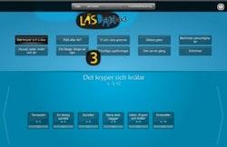 LäsDax 3 för interaktiv skrivtavla/projektor (skollicens) 1 år