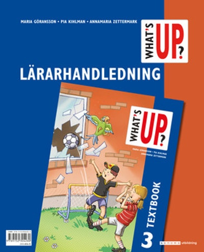 What's up? 3, Lärarhandledning