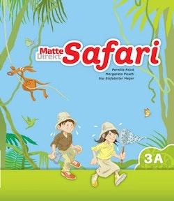 Matte Direkt Safari 3A onlinebok (elevlicens) 6 månader