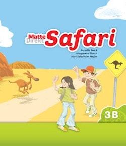 Matte Direkt Safari 3B onlinebok (elevlicens) 6 månader