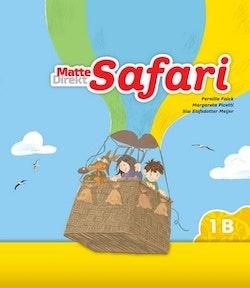 Matte Direkt Safari 1B onlinebok (elevlicens) 6 månader
