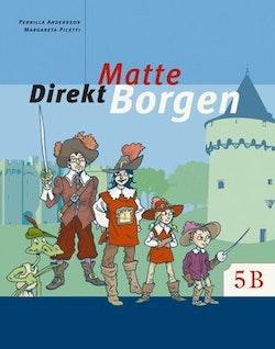 Matte Direkt Borgen 5B onlinebok (elevlicens) 6 månader