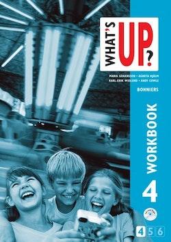 What´s up? åk 4 Workbook onlinebok (elevlicens) 6 månader