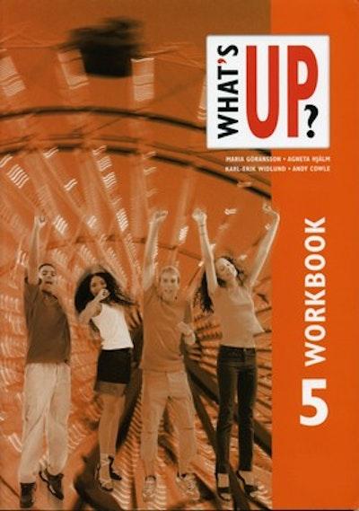 What´s up? åk 5 Workbook onlinebok (elevlicens) 6 månader