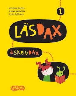 LäsDax & SkrivDax 1 onlinebok (elevlicens) 6 månader