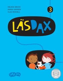 LäsDax 3 onlinebok (elevlicens) 6 månader