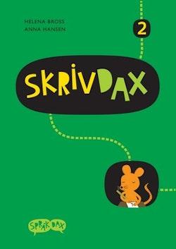 SkrivDax 2 onlinebok (elevlicens) 6 månader