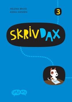SkrivDax 3 onlinebok (elevlicens) 6 månader