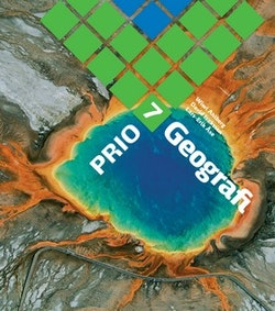 PRIO Geografi 7 onlinebok (elevlicens) 6 månader
