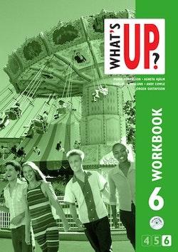 What´s up? åk 6 (4-6) Workbook onlinebok (elevlicens) 6 månader
