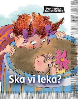 Plockepinn Börja läsa - Ska vi leka? / se paket isbn 52318966