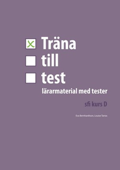 träna till test sfi d