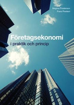 Företagsekonomi - i praktik och princip