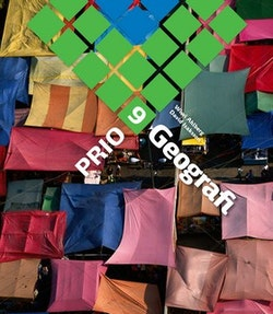 PRIO Geografi 9 onlinebok (elevlicens) 6 månader