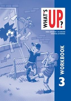 What´s up? 3 Workbook onlinebok (elevlicens) 6 månader