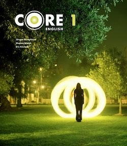 Core English 1 onlinebok (elevlicens) 6 månader