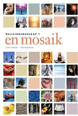 En mosaik Religionskunskap 1 onlinebok (elevlicens) 6 månader