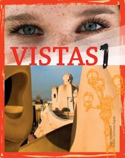 Vistas 1 Allt i ett-bok onlinebok (elevlicens)