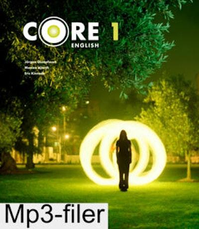 Core English 1 Lärarens ljudfiler online (mp3-filer) Skollicens