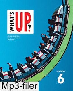 What´s up? : åk 6 (69) Lärarens ljudfiler online (mp3-filer) Skollicens