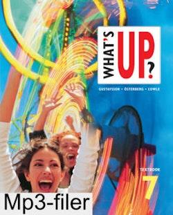 What´s up?  åk 7 Lärarens ljudfiler online (mp3-filer) Skollicens
