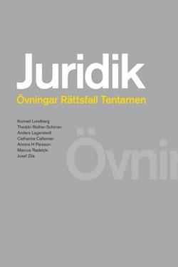 Juridik - civilrätt, straffrätt, processrätt Övningsbok / se ny upplaga 9789152346242